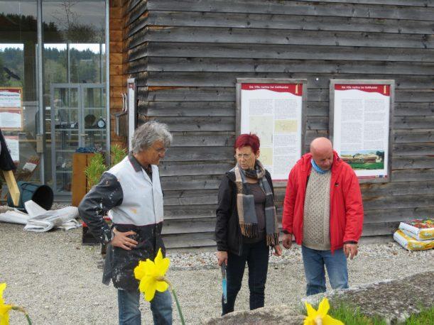 """""""Römer"""" im ehrenamtlichen Einsatz"""