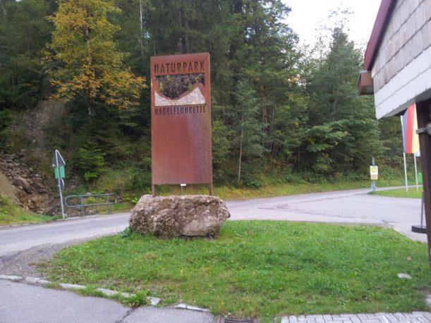 Talstation der Hochgratbahn in Oberstaufen im Allgäu