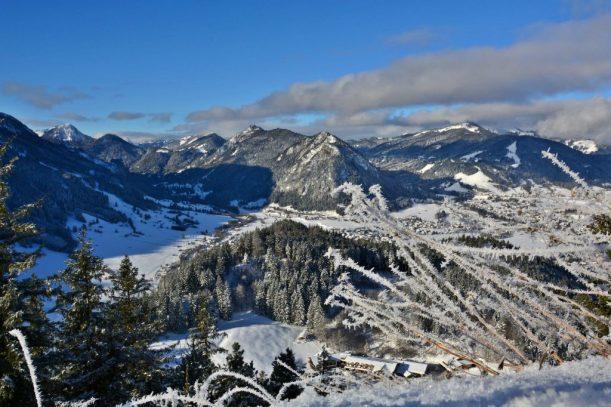 10. Falkenstein Blick ins Pfrontner Tal
