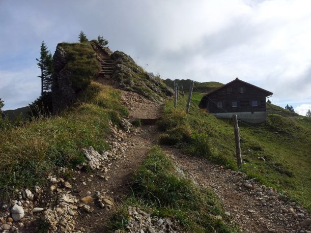 Wanderweg Allgäuer Alpen