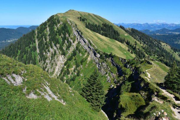 Nagelfluhkette - Für mich ist dies die faszinierendste Bergwelt in den deutschen Alpen