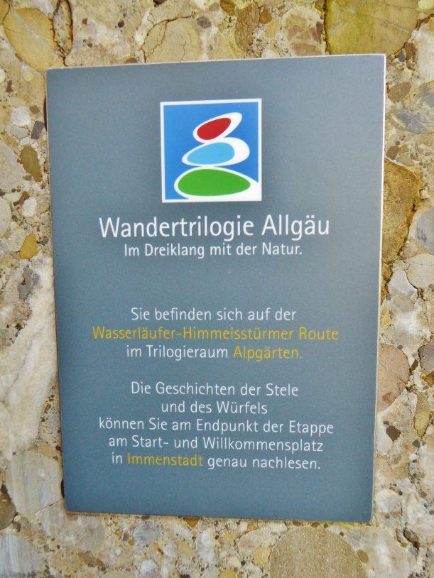 Westallgäuer Wanderwochen - Panoramawanderung Alpsee - Wandertrilogie