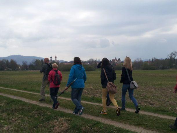 Wandern rund um Isny im Allgäu, Moorwellness