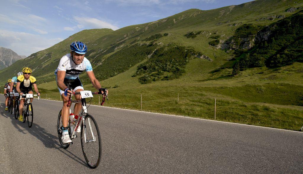 Rad-Marathon Tannheimer Tal - Rennrad Spektakel