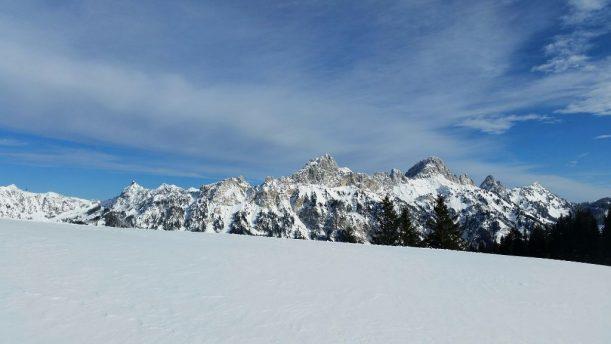 Winterparadies im Tannheimer Tal, Tirol