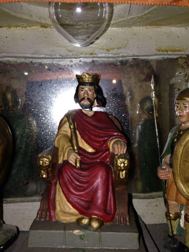 König Herodes - in all seiner Pracht