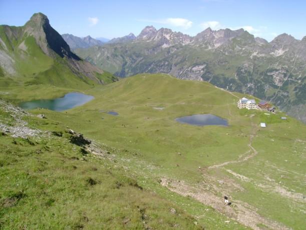 Berge, Almen, Berghütten - diesen Tag werden wir so schnell nicht vergessen