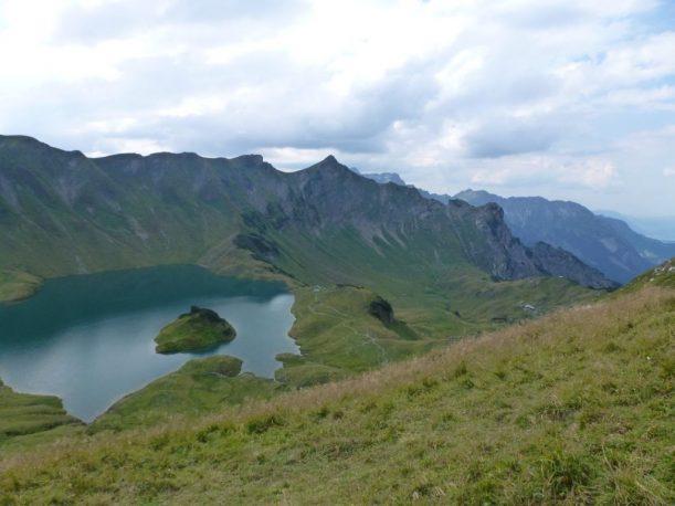 Schrecksee, 1.813 m h