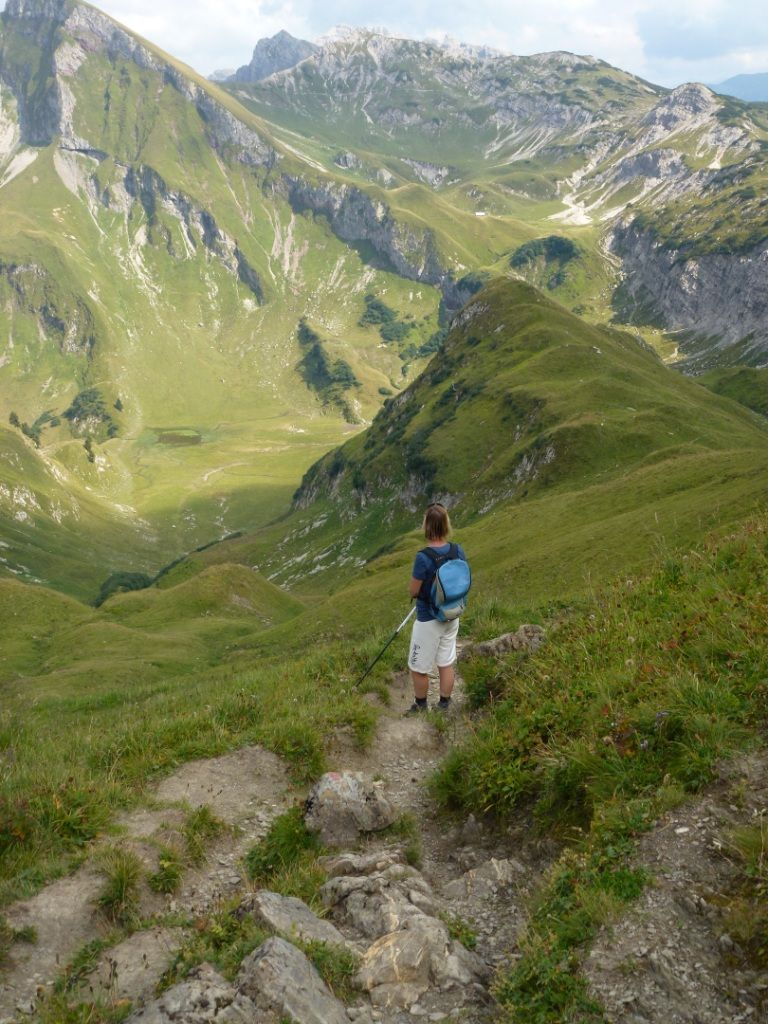Tannheimertal: im Tal der Murmeltiere
