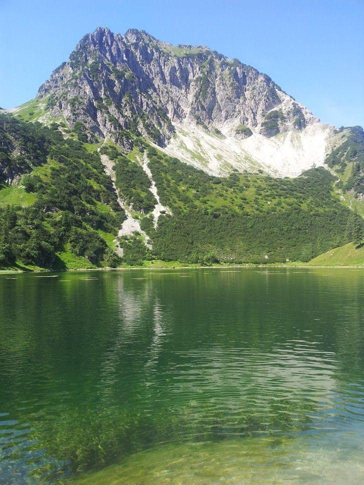 Wanderung in den Allgäuer Alpen