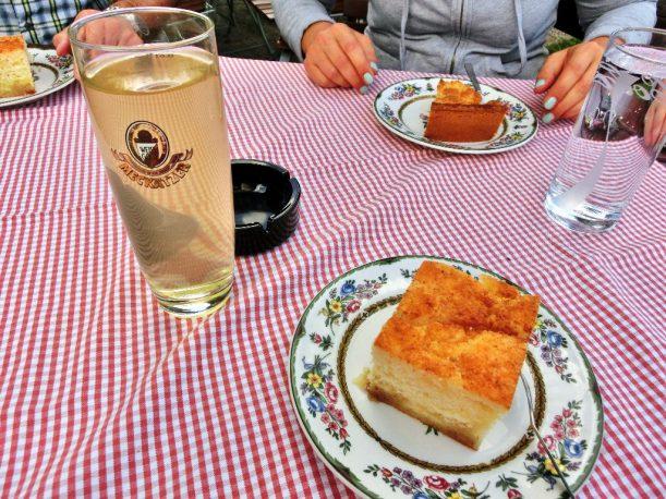 Buhl´s Alpe - Kuchen