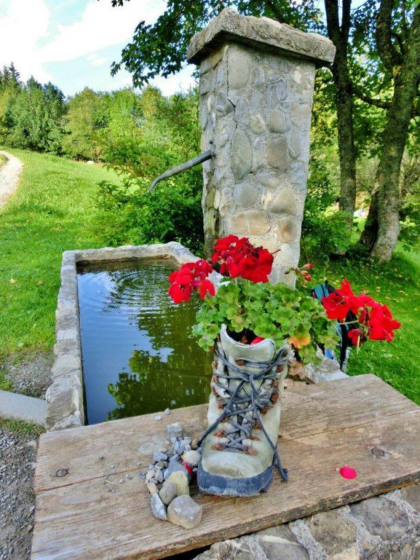 Buhl´s Alpe - Brunnen
