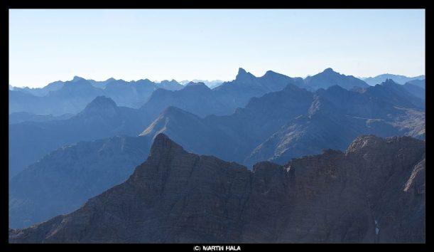 Krottenkopf in den Allgäuer Alpen