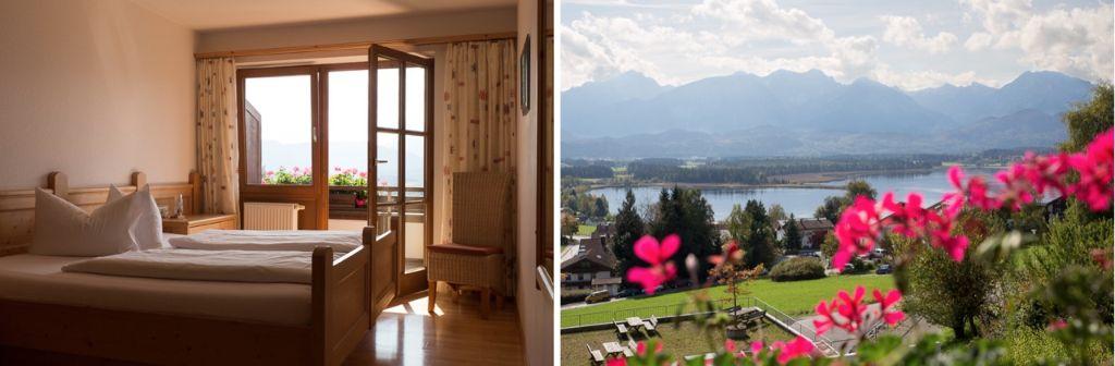 Alpenwellness Im Allgäu: Einmal Aussteigen, Bitte. Hartungu0027s Hotel ...    Schlichtes