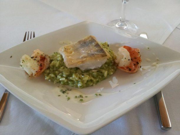 Essen im Gasthof Sonne Neutrauchburg