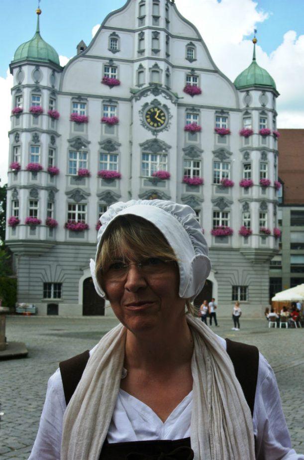 Bürgerin Sabine