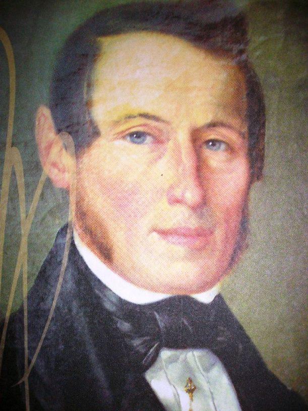 Carl Hirnbein - Visionär des 19. Jahrhunderts