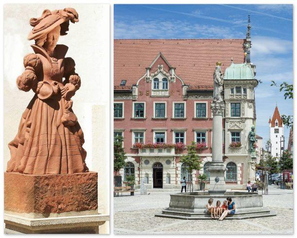 Mindelheims Anna von Lodron