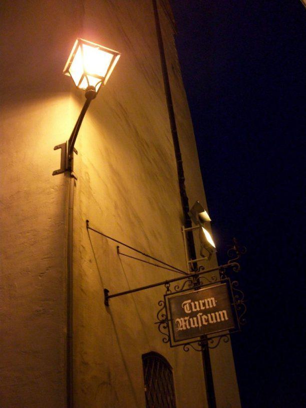 Das Wassertor in Isny im Allgäu