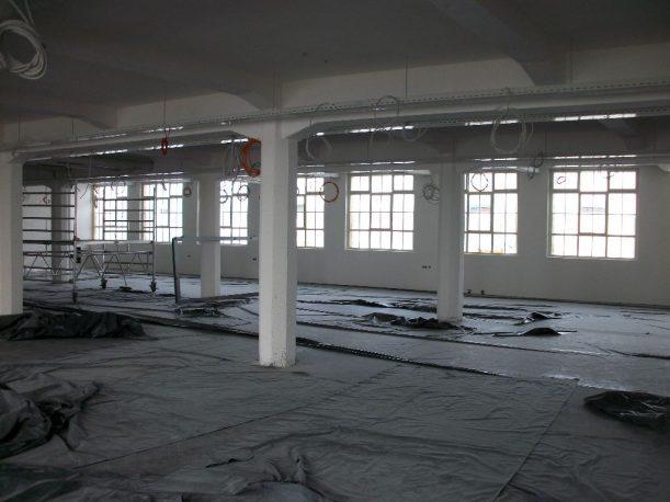 Gebäude des neuen Hutmuseums