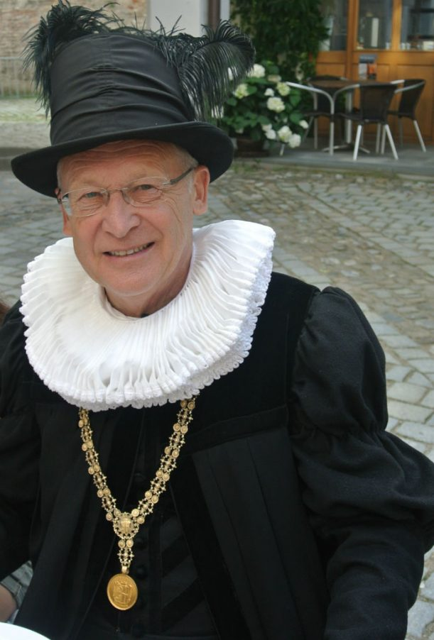 dienstältester Bürgermeister Bayerns, DR. Holzinger