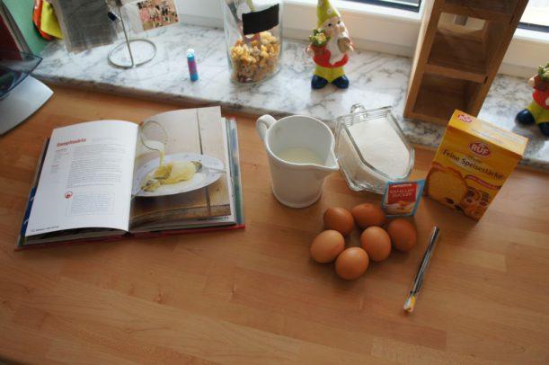 Zubereitung Vanillesoße