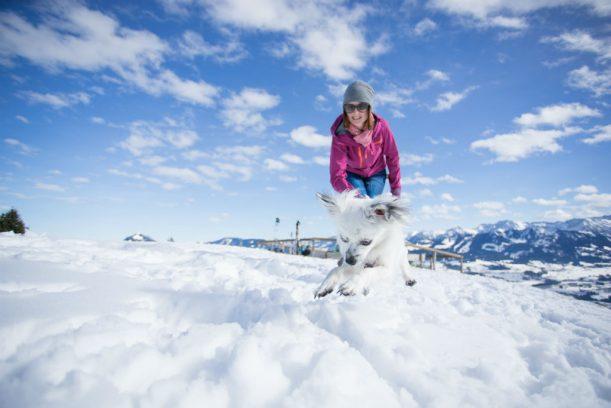 Skigebiet Ofterschwanger Horn