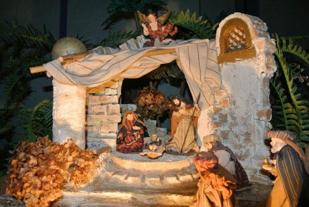 Sehenswert: die Krippenausstellung im Pfarrheim Sankt Martin. (Foto: Archiv Tourismusbüro)