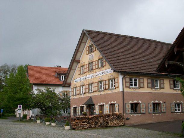 Altstadt Eglofs im Allgäu