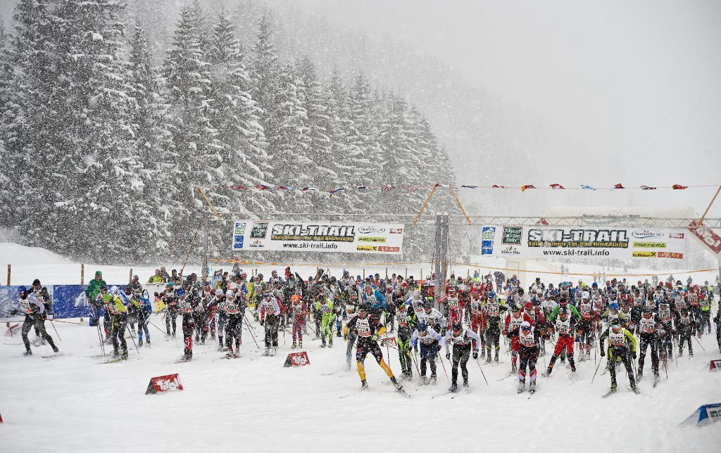 Langlauf Veranstaltung: Ski-Trail Tannheimer Tal - Bad Hindelang