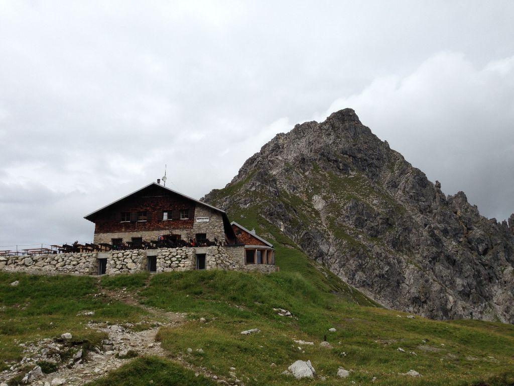 DAV Hütte Sektion Oberstdorf