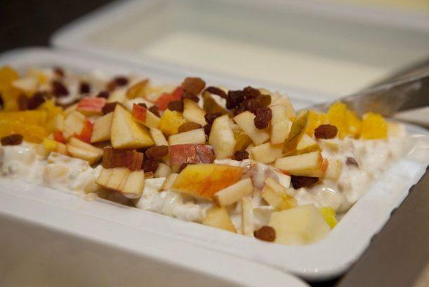Gesunde Ernährung mit Logi im Wellnesshotel Eggensberger in Deutschland