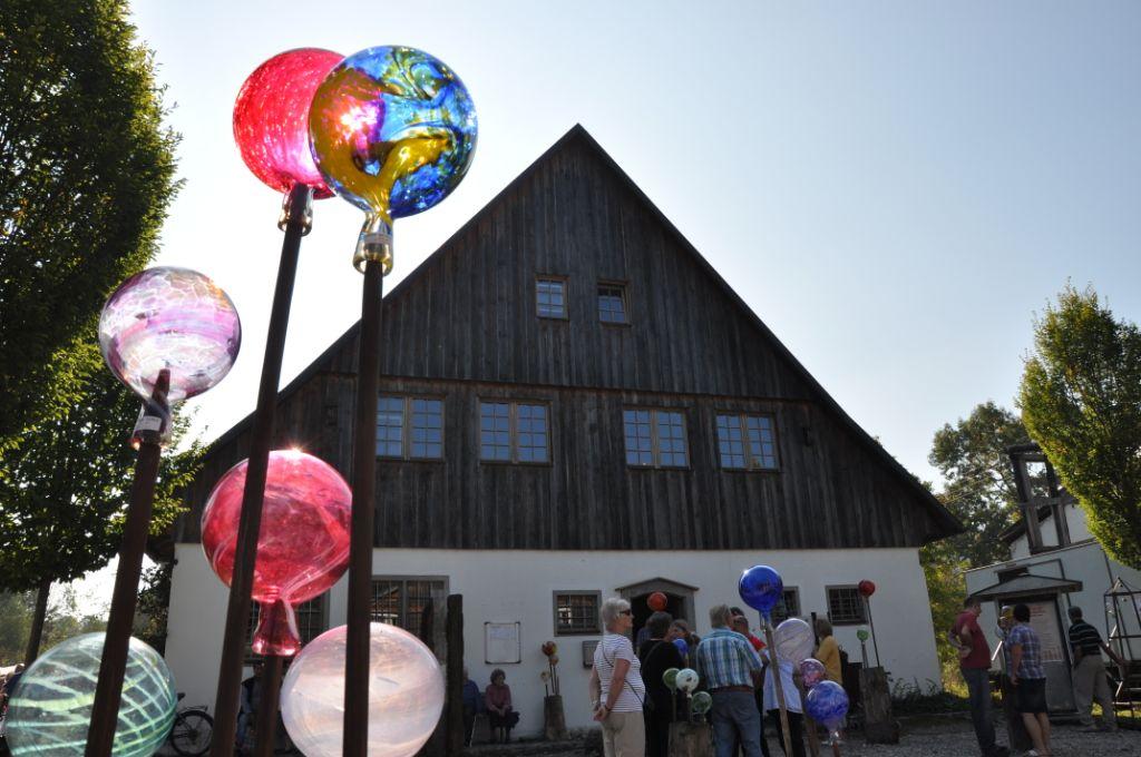Glashütte in Schmidsfelden