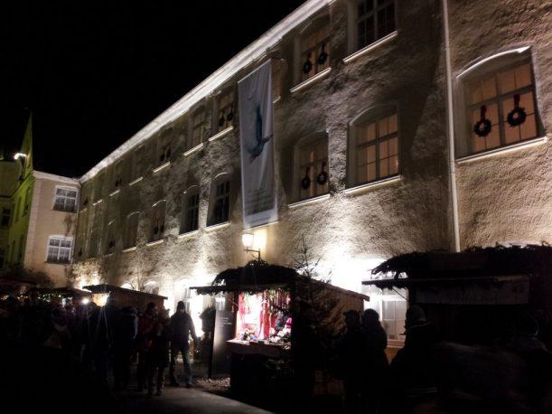 Schloss Isny, Hechelmann-Ausstellung