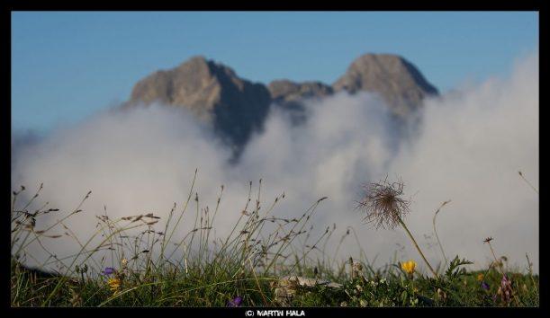 Hohes Licht, Mädelegabel, Bockkarkopf in den Allgäuer Alpen