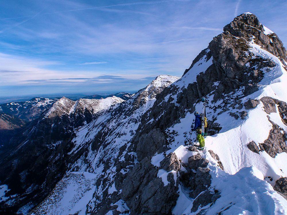 Klettersteig Bad Hindelang : Klettersteig beschreibung hirschbachtobelsteig