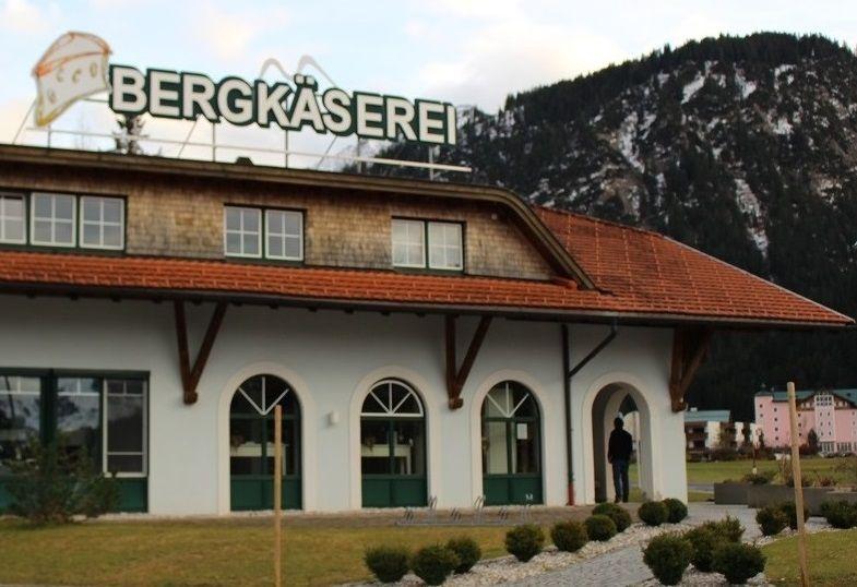Berg Käserei Biedermann