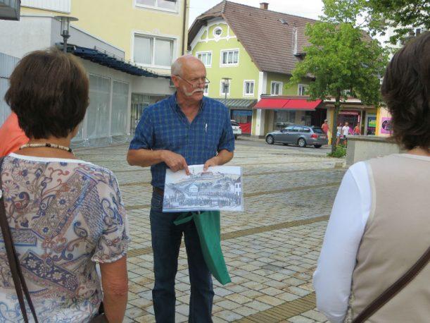Geschichte und Geschichten: Norbert Köser ist perfekt vorbereitet