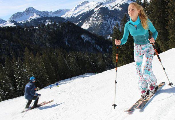 Skitouren Füssener Jöchle