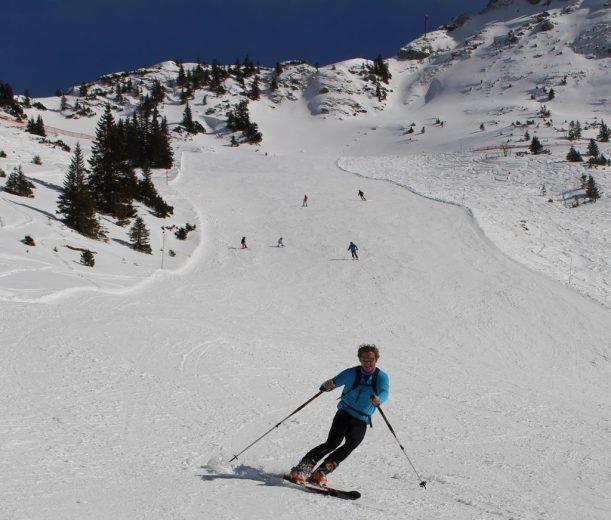 Skigebiet Füssener Jöchle