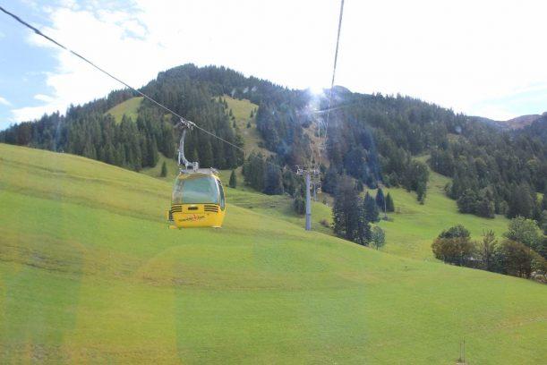 Bergbahn Neunerköpfle, Tannheim, Tirol