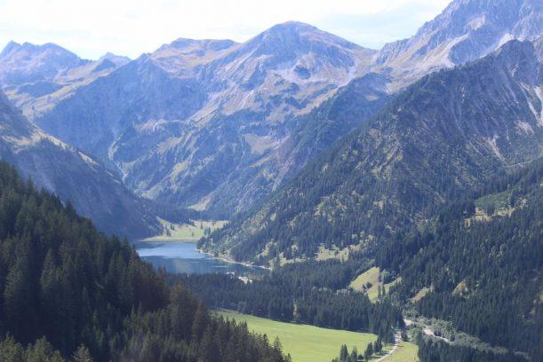 Aussichtsreich: Wandern in den Bergen