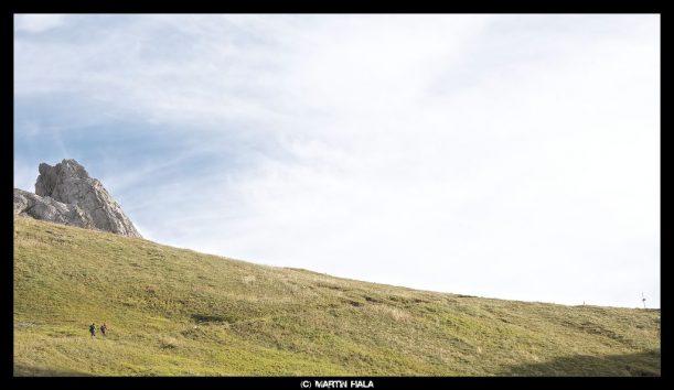 Jubiläumsweg,  Wanderung