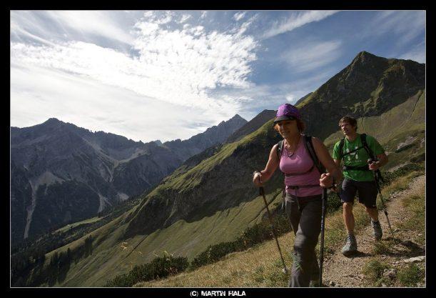 Wanderung: Jubiläumsweg in den  Allgäuer Alpen