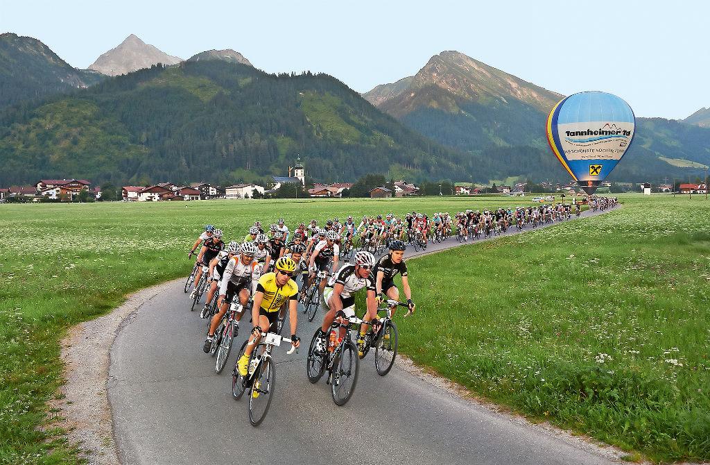 Rennrad-Veranstaltung: Radmarathon Tannheimer Tal