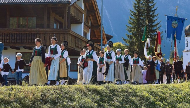 Kultur-Wanderung durch das Dorf