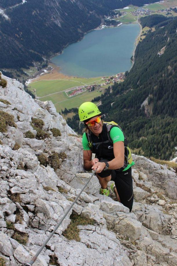 Blick auf den Haldensee, Tirol