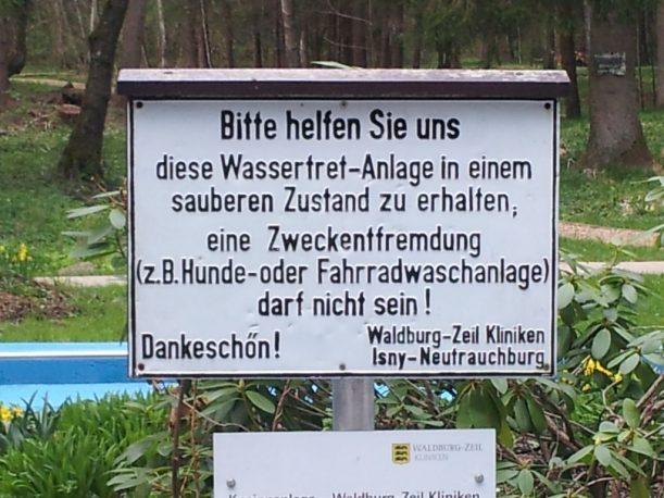 Landschaftspark Isny