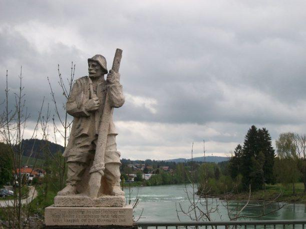 Lechbruck am See - Stadt der Flößer