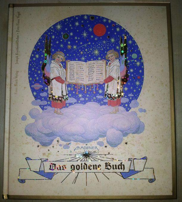 Josef Madlerner berühmtes Weihnachtsbuch